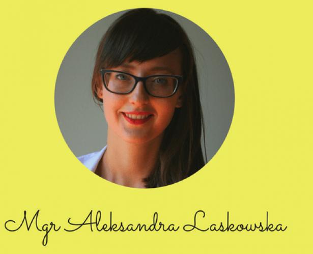 mgr Aleksandra Laskowska